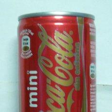 Coleccionismo de Coca-Cola y Pepsi: 1 LATA DE COCA COLA MINI VACIA PORTUGAL 0,15 L AÑO 2013 . Lote 134853146