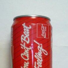 Coleccionismo de Coca-Cola y Pepsi: 1 LATA DE COCA COLA VACIA ALEMANA 0,33 L AÑO 1995 . Lote 134853874