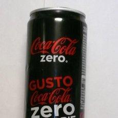 Coleccionismo de Coca-Cola y Pepsi: 1 LATA DE COCA COLA ZERO VACIA ITALIANA 0,33 L AÑO 2016 . Lote 134854202