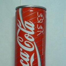 Coleccionismo de Coca-Cola y Pepsi: 1 LATA DE COCA COLA VACIA AGIPTO 0,25 L AÑO 1991 . Lote 134858654