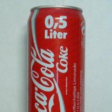 Coleccionismo de Coca-Cola y Pepsi: 1 LATA DE COCA COLA ALEMANA 0,5 L AÑO 1992. Lote 134859158