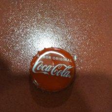 Coleccionismo de Coca-Cola y Pepsi: CHAPA COCA-COLA. Lote 135159098