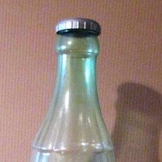 Coleccionismo de Coca-Cola y Pepsi: GRAN BOTELLA/HUCHA DE COCA COLA DE 60 CM. DE ALTURA. PLÁSTICO.. Lote 135287778