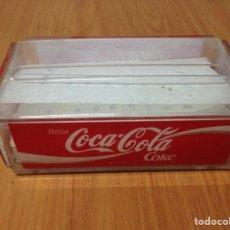 Coleccionismo de Coca-Cola y Pepsi: ANTIGUO SERVILLETERO DE COCA COLA. Lote 135366943