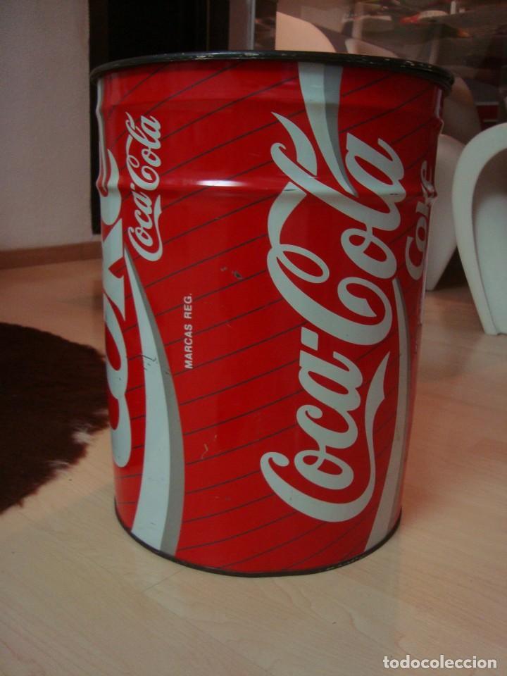 ANTIGUO TABURETE COCA COLA (Coleccionismo - Botellas y Bebidas - Coca-Cola y Pepsi)