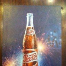Coleccionismo de Coca-Cola y Pepsi: ANUNCIO PUBLICIDAD PEPSICOLA. FESTIVA. CALIDAD EN CANTIDAD. REVISTA AÑOS 60S. Lote 135634095