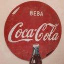 Coleccionismo de Coca-Cola y Pepsi: PAY PAY COCA-COLA. ESPAÑOL. ORIGINAL DE 1930S. ENMARCADO.. Lote 114600027