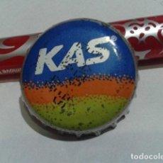 Coleccionismo de Coca-Cola y Pepsi: TAPON CHAPA ( KAS NARANJA ) DE FECHA 19 AGOSTO 1995. Lote 136319478