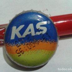 Coleccionismo de Coca-Cola y Pepsi: TAPON CHAPA ( KAS NARANJA ) DE FECHA 19 AGOSTO 1995. Lote 136319494