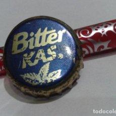 Coleccionismo de Coca-Cola y Pepsi: TAPON CHAPA ( KAS BITTER ) DE LOS 90 . Lote 136319622