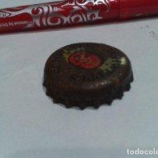 Coleccionismo de Coca-Cola y Pepsi: TAPON CHAPA ( SCHWEPPES ) DE LOS 90 OXIDO. Lote 136319674