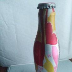 Coleccionismo de Coca-Cola y Pepsi: BOTELLA COCA COLA LOVEBEING. Lote 136366202