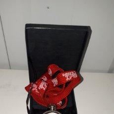 Coleccionismo de Coca-Cola y Pepsi: RELOJ DE BOLSILLO COCA COLA COCACOLA A ESTRENAR. Lote 137229906