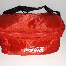 Coleccionismo de Coca-Cola y Pepsi: MINI BOLSA NEVERA COCACOLA COCA COLA A ESTRENAR. Lote 137236809