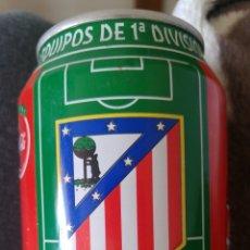 Coleccionismo de Coca-Cola y Pepsi: LATA COCA-COLA- LIGA 96-97- CLUB ATLETICO DE MADRID. Lote 137898442