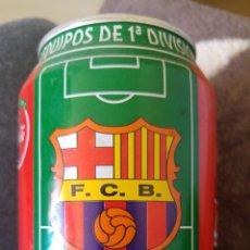 Coleccionismo de Coca-Cola y Pepsi: LATA COCA-COLA- LIGA 96-97- FUTBOL CLUB BARCELONA. Lote 137900322