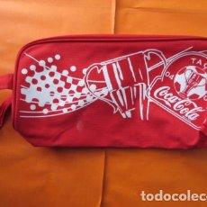 Coleccionismo de Coca-Cola y Pepsi: BOLSA TIPO NECESER COCA COLA TAÇA 04 - 05 . Lote 138246422