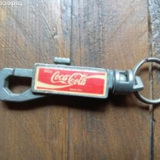 Coleccionismo de Coca-Cola y Pepsi: LLAVERO COCA-COLA. Lote 138773201