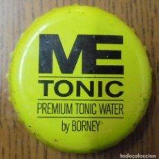 Coleccionismo de Coca-Cola y Pepsi: CHAPA REFRESCO ME TONIC PREMIUM TONIC WATER BY BORNEY- SPAIN- FABRICANTE -U-. Lote 142795985