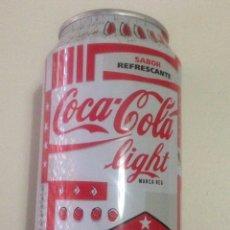 Coleccionismo de Coca-Cola y Pepsi: LATA DE COCA-COLA LIGHT,AÑOS 90.. Lote 138863161
