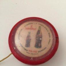 Coleccionismo de Coca-Cola y Pepsi: YOYO AÑOS 50 COCA COLA , CUBA. Lote 139502690