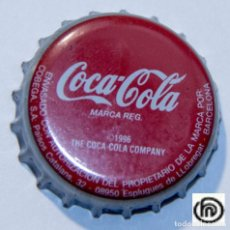 Coleccionismo de Coca-Cola y Pepsi: TAPÓN CORONA - CHAPA - ESPAÑA (BARCELONA) ESPLUGUES DE LL. - COCA-COLA. Lote 141149130