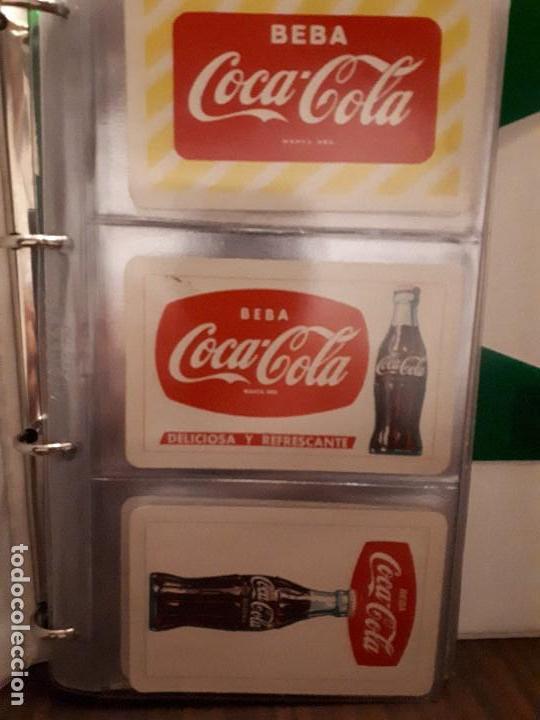 COCA-COLA COLECCIÓN CALENDARIOS FOURNIER. DE 1959 A 1996. MÁS OTROS AÑOS EXTRAS. CON ALBUM (Coleccionismo - Botellas y Bebidas - Coca-Cola y Pepsi)