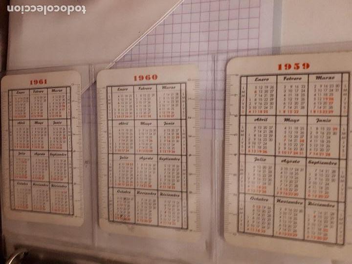 Coleccionismo de Coca-Cola y Pepsi: Coca-Cola Colección Calendarios Fournier. De 1959 a 1996. Más otros años extras. Con album - Foto 2 - 142753934