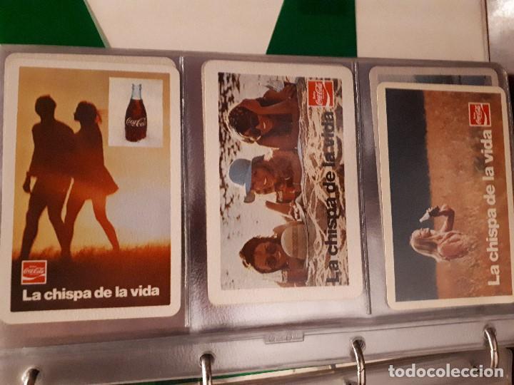 Coleccionismo de Coca-Cola y Pepsi: Coca-Cola Colección Calendarios Fournier. De 1959 a 1996. Más otros años extras. Con album - Foto 11 - 142753934
