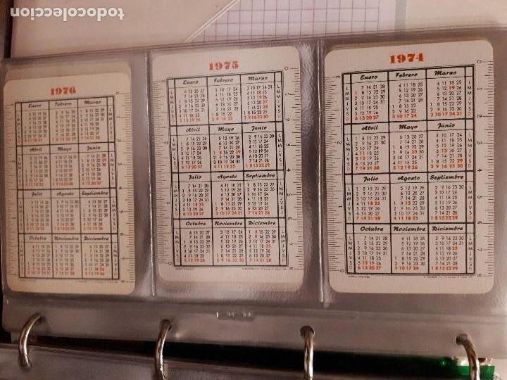 Coleccionismo de Coca-Cola y Pepsi: Coca-Cola Colección Calendarios Fournier. De 1959 a 1996. Más otros años extras. Con album - Foto 12 - 142753934