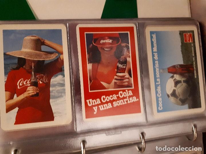 Coleccionismo de Coca-Cola y Pepsi: Coca-Cola Colección Calendarios Fournier. De 1959 a 1996. Más otros años extras. Con album - Foto 15 - 142753934