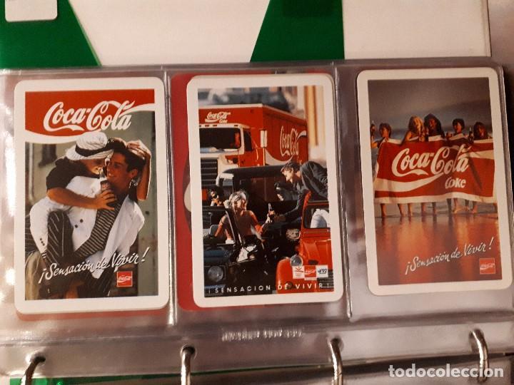 Coleccionismo de Coca-Cola y Pepsi: Coca-Cola Colección Calendarios Fournier. De 1959 a 1996. Más otros años extras. Con album - Foto 23 - 142753934