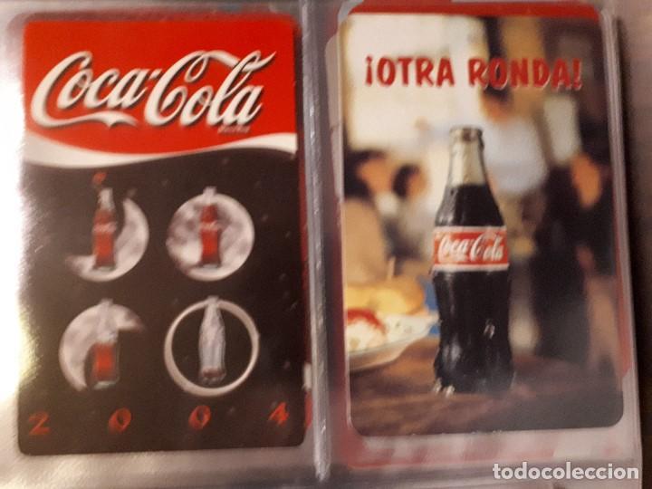 Coleccionismo de Coca-Cola y Pepsi: Coca-Cola Colección Calendarios Fournier. De 1959 a 1996. Más otros años extras. Con album - Foto 32 - 142753934