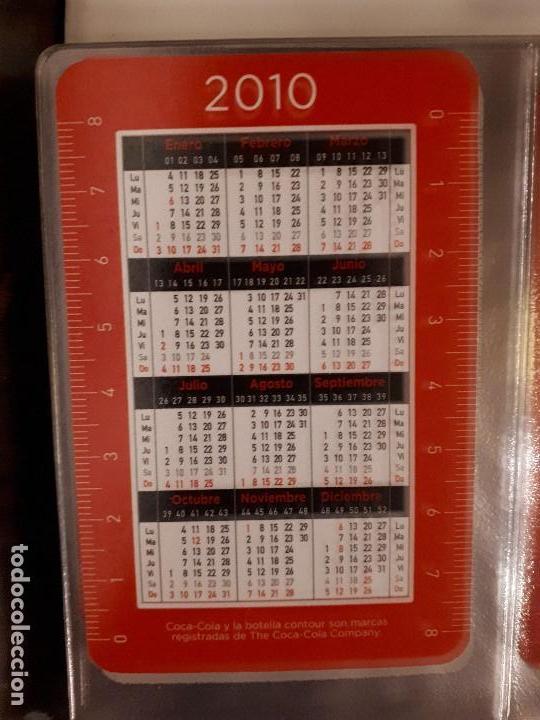Coleccionismo de Coca-Cola y Pepsi: Coca-Cola Colección Calendarios Fournier. De 1959 a 1996. Más otros años extras. Con album - Foto 37 - 142753934