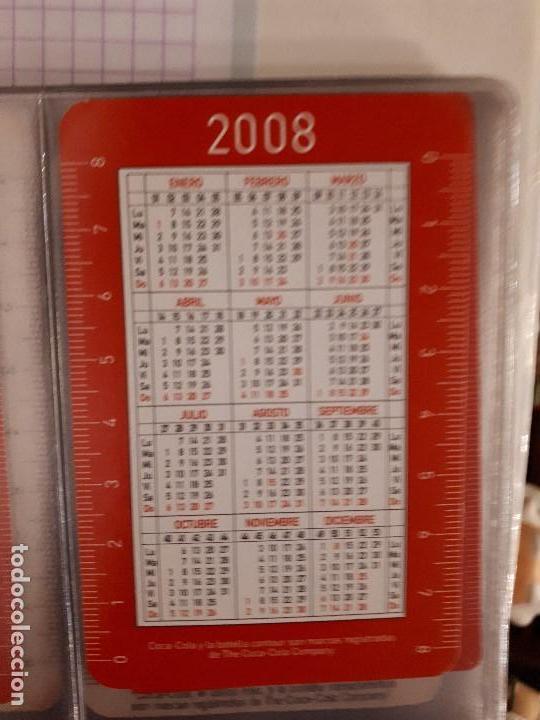 Coleccionismo de Coca-Cola y Pepsi: Coca-Cola Colección Calendarios Fournier. De 1959 a 1996. Más otros años extras. Con album - Foto 38 - 142753934