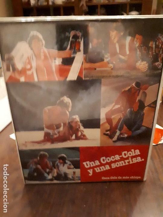 Coleccionismo de Coca-Cola y Pepsi: Coca-Cola Colección Calendarios Fournier. De 1959 a 1996. Más otros años extras. Con album - Foto 51 - 142753934