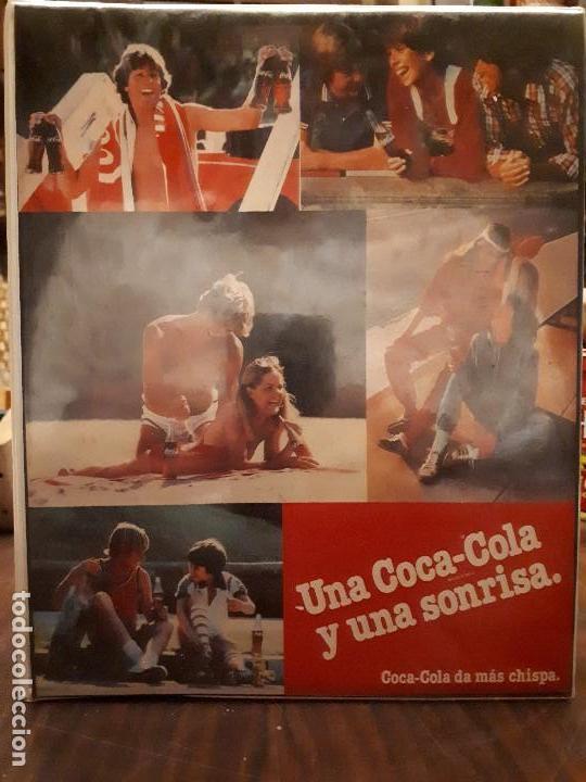 Coleccionismo de Coca-Cola y Pepsi: Coca-Cola Colección Calendarios Fournier. De 1959 a 1996. Más otros años extras. Con album - Foto 46 - 142753934