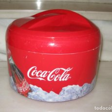 Coleccionismo de Coca-Cola y Pepsi: CUBITERA COCA COLA. Lote 142961942