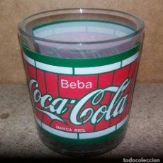 Coleccionismo de Coca-Cola y Pepsi: VASO COCA COLA VINTAGE DE ESPAÑA COCA COLA. Lote 143048290