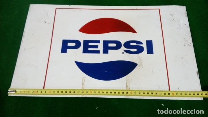Coleccionismo de Coca-Cola y Pepsi: Chapa pepsi - Foto 2 - 143100918