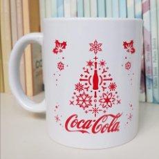 Coleccionismo de Coca-Cola y Pepsi: TAZA DE DESAYUNO DE COCA-COLA. EDICION NAVIDAD. Lote 144426005