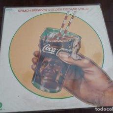 Coleccionismo de Coca-Cola y Pepsi: COCA-COLA DISCO MÚSICA CHUCK BERRY'S GOLDEN DECADE. VOLUMEN 2. CHESS. VINILO.. Lote 143230446