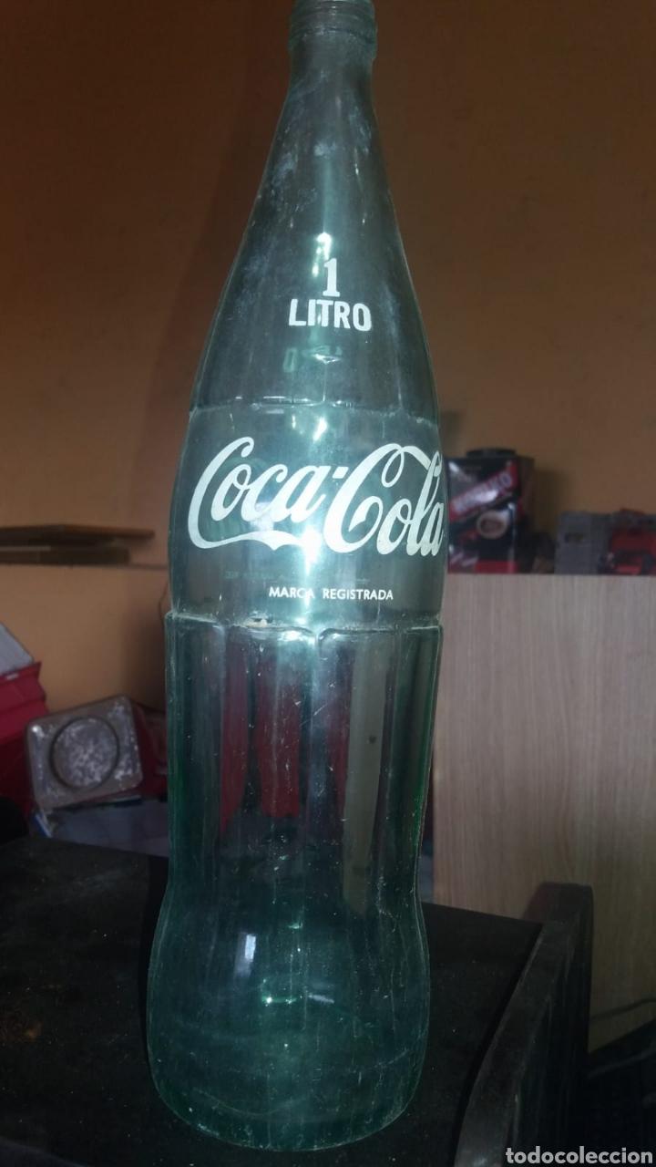 BOTELLA COCA-COLA (Coleccionismo - Botellas y Bebidas - Coca-Cola y Pepsi)