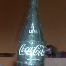 Coleccionismo de Coca-Cola y Pepsi: BOTELLA COCA-COLA. Lote 143318093