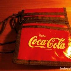 Coleccionismo de Coca-Cola y Pepsi: BOLSA COCA-COLA - AÑOS 80.. Lote 143362466