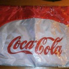 Coleccionismo de Coca-Cola y Pepsi: BOLSA MACUTO COCA-COLA - AÑOS 80 - NUEVA, PRECINTADA !!!. Lote 143364874