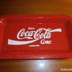 Coleccionismo de Coca-Cola y Pepsi: MINI BANDEJA DE PLÁSTICO COCA-COLA - NUEVA, A ESTRENAR!!!. Lote 143376774