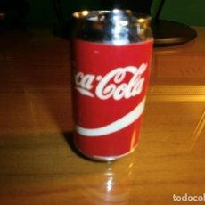 Coleccionismo de Coca-Cola y Pepsi: ENCENDEDOR MECHERO METÁLICO DE COCA COLA - FUNCIONANDO !!!. Lote 143390946