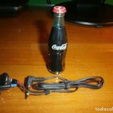 Coleccionismo de Coca-Cola y Pepsi: RADIO COCA-COLA EN FORMA DE BOTELLA.. Lote 143493774