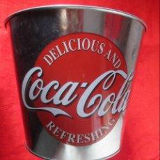 Coleccionismo de Coca-Cola y Pepsi: CUBO CUBITERA DE COCA COLA NUEVO. Lote 144659006